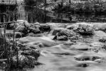 Flowing water by trencapins