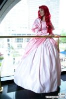 Ariel Cosplay by luminescent-dreams