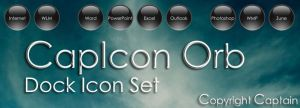 CapIcon Orb Dock Icon Set by CaptTechDude514
