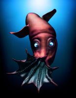 Vampire Squid by Ditchmaster