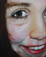 Portrait of My Sister by This-is-side-one