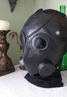 Futuristic Invaders Mask by JoannaCorrinCoutures
