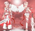 Twins of Holyflame by EclipseSeraph