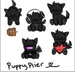 Puppyplier!!! by PuzzlingPuzzles