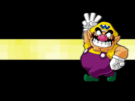 Wario Land Shake It  Wallpaper by Icyfrodo