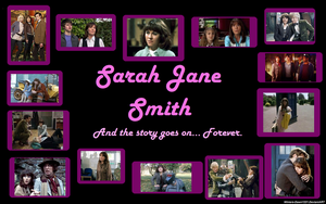 And the Story Goes On... Forever - Sarah Jane WP by Winters-Dawn1221