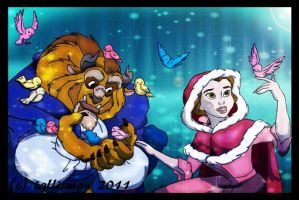 Sparkle- Beauty and the Beast by TallyBaby13