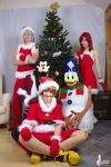 Riku - Merry Christmas by Zack-Fair-7
