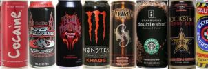 Energy Drinks by mogana