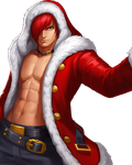 King of Fighters 98 FE OL Iori Yagami X-MAS Ver. by hes6789
