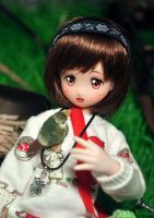 Mika-chan fullset doll by L63player