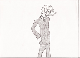 Sanji, Former Sous Chef on the Baratie by EpIcLuKo8D