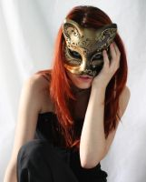 Cat Mask Stock 05 by GillianStock
