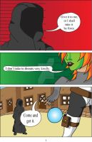 The Mask's Desire Ch.1 Pg.1 by gunzgal0r3