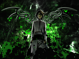 Ulquiorra Desktop by insane-little-angel
