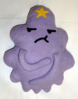 Lumpy Space Princess Plush Commission by sugee7