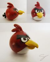 Angry Birds by xcalixax