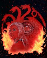 FIRE AND BLOOD by DannyNicholas