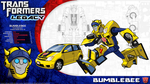 Transformers Legacy: Bumblebee by CyRaptor
