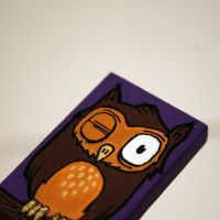 Little owl by artcoreillustrations