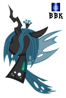 Reimagine - Queen Chrysalis by BB-K
