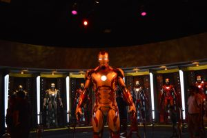 Iron Man at Innoventions by VoyagerHawk87