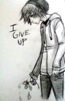 I give up by LadyDeathCandy