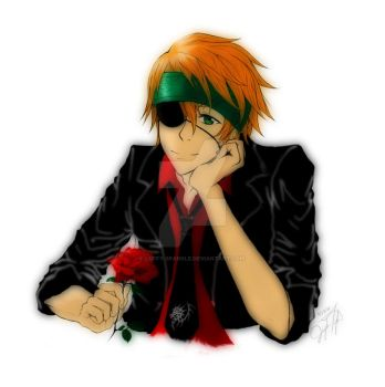lavi blur by Luffy-sparkle