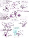 The Neverending Doodles - Anger Issues by VibrantEchoes
