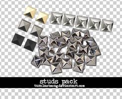 Studs Pngs by turnlastsong