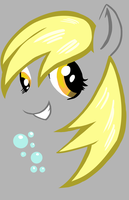 Derpy Hooves: T-shirt Design by LittleMeesh