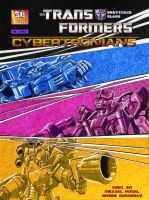 TF Cybertronians Cover A, the main cover!!! by kishiaku