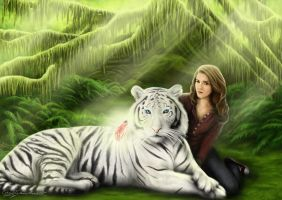 A Tiger's Curse by LauraJaneArnold