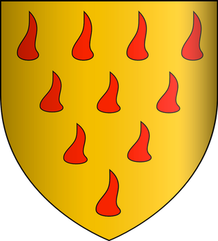 Arms, Lemynge of Colchester by MacAlax