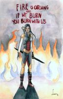 If we burn you burn with us by EowynLaurelin