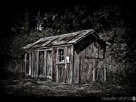 Shed by shadowfoxcreative