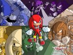 StCO Knuckles wallpaper by adamis