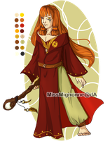 Young Priest Adoptable Auction :CLOSED: by MissMignonne