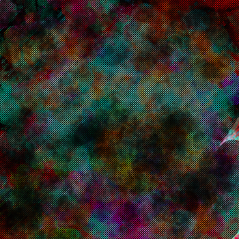 abstract color cloud by digitalQube18