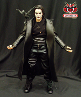 THE CROW ERIC DRAVEN 11 by wongjoe82