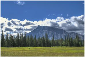 Bow Valley II by od1e