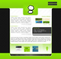 Green Portfolio by Laurie-J