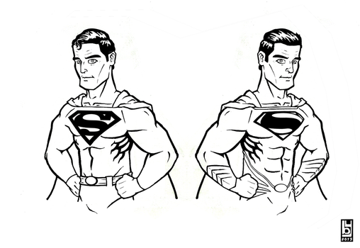 Supermans by hannibal870