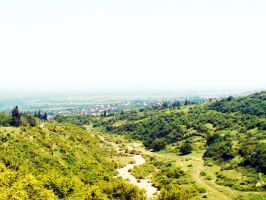 Landscape from Kakheti by ZincH21