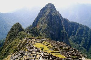 Machu Picchu Peru by CitizenFresh