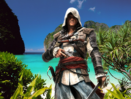 Assassin's Creed IV: Black Flag Wallpaper 4 by DOM098652