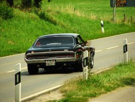 mercury cougar streetmachine by AmericanMuscle