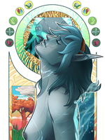 WoW: AN practise - Lorien by Bhryn