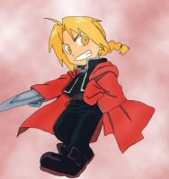 Edward elric 3 by oOEdwardOo