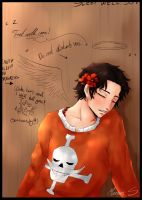 One Piece - Do not disturb by WhistlingWolf13
